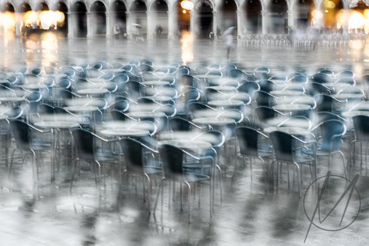Venezianische Skizzen ist ein Foto aus einer Serie von Michael Müller (Müllerssicht) zur aktuellen online-Ausstellung der Künstlergruppe Kunst & Bündig.