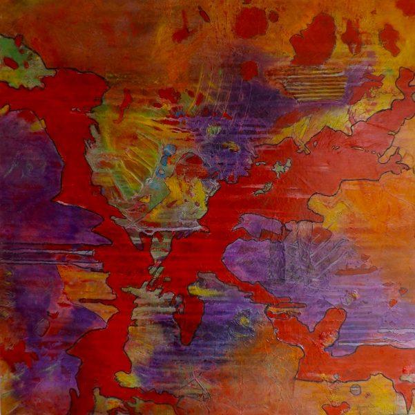 Kunst Bündig Werk Gabriele Vanselow 1