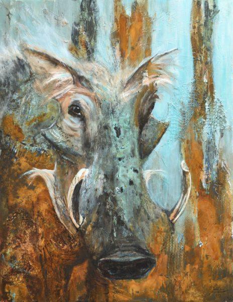 Warthog - always there