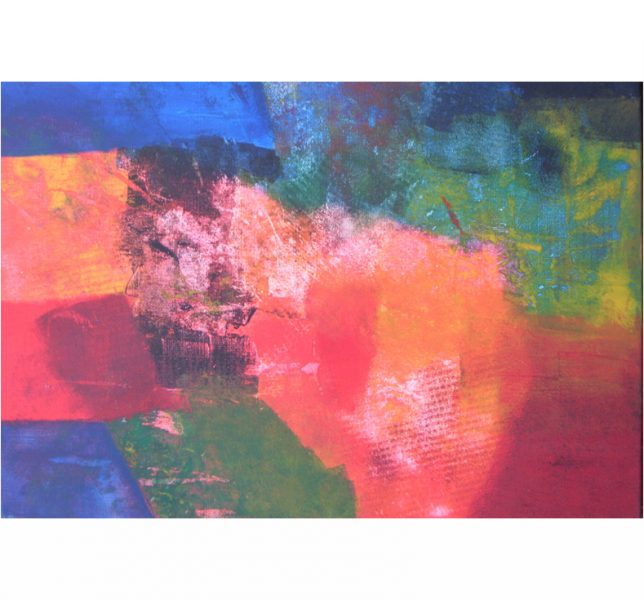 Werkschau Christa Landig 4 - Serie Landschaften