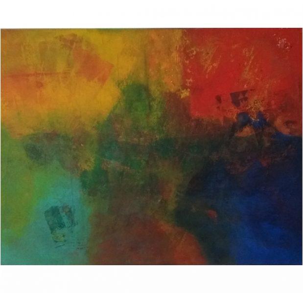 Werkschau Christa Landig 5 - Serie Landschaften